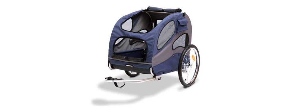 Solvit Dog Bicycle Trailer