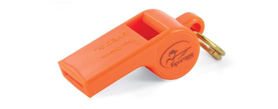 SportDOG Brand Roy Gonia Special Whistles
