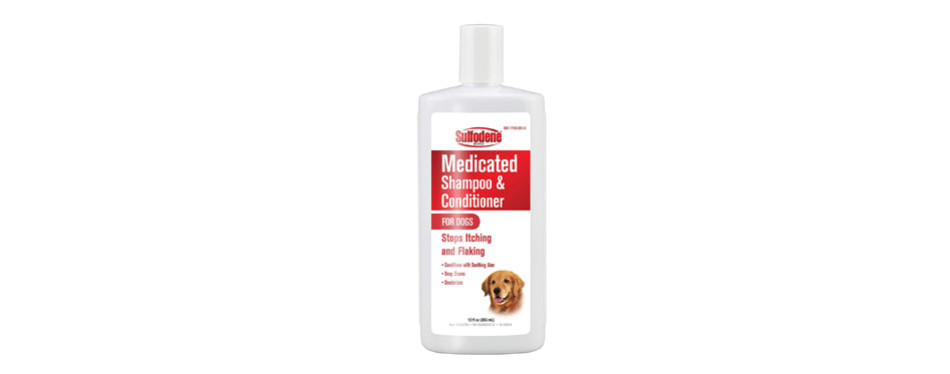 Sulfodene Medicated Shampoo for Dogs