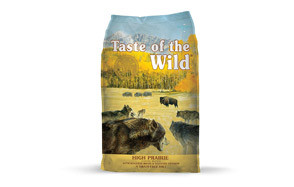 Taste of The Wild Dog Food for Boxer