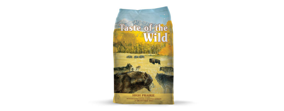 Taste of The Wild Grain Free Dog Food for Boxer