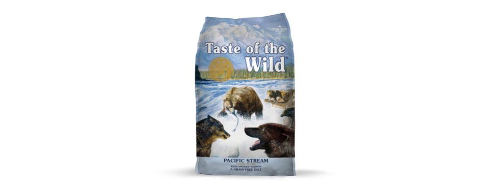 Taste of the Wild Pacific Stream Dog Food for Huskies