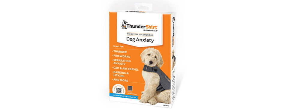 Thundershirt Dog Anxiety Vest