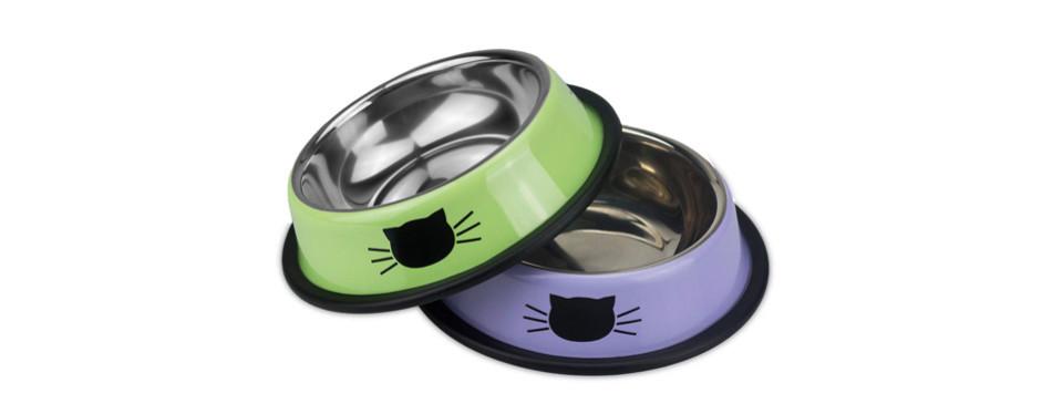 Ureverbasic Cat Bowls