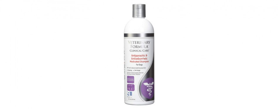 Veterinary Formula Clinical Care Dog Shampoo