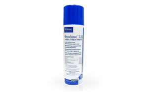 Virbac Knockout E.S. Area Treatment Carpet Spray