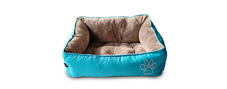 WarmShe Heated Dog Bed