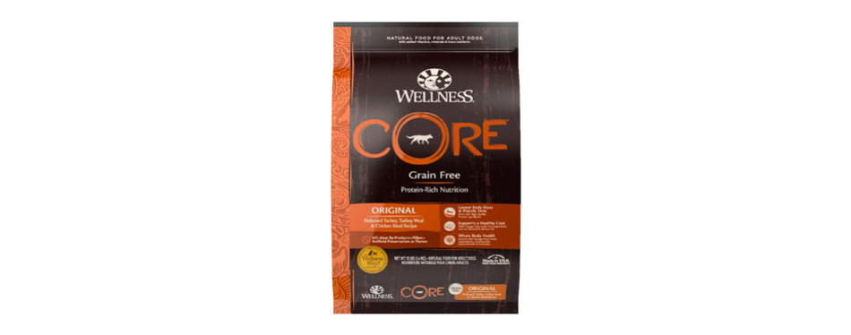 Wellness Core Grain Free Dog Food for Huskies