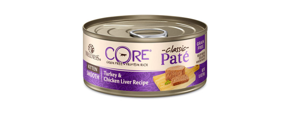 Wellness Core Wet Canned Cat Food Kitten