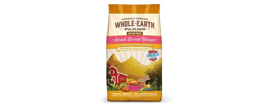 Merrick Whole Earth Farms Dog Food for Beagles
