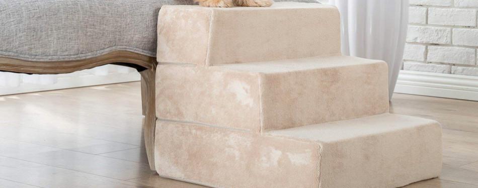 Zinus Step Comfort Dog Stairs
