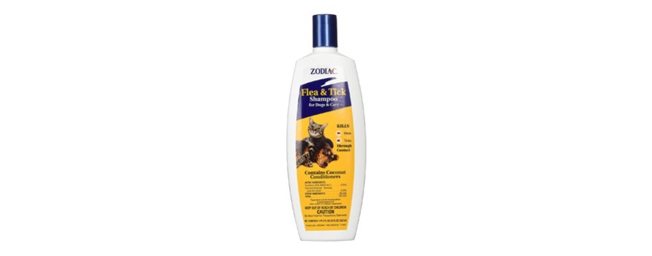 Zodiac Flea Shampoo