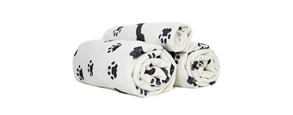 Zwipes Large Microfiber Pet Towels