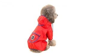 affordable dog raincoat
