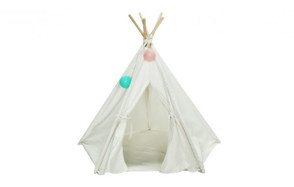 affordable dog teepee