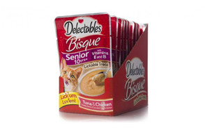 affordable senior cat food