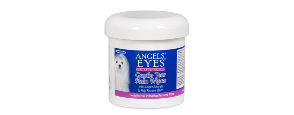 angels' eyes gentle tear stain remover