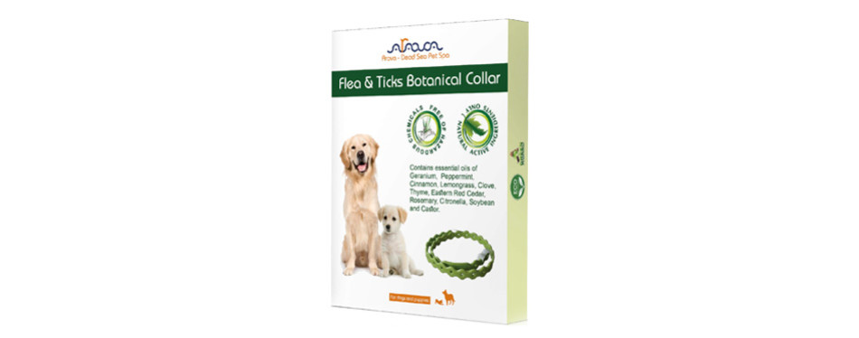 arava flea & tick prevention collar
