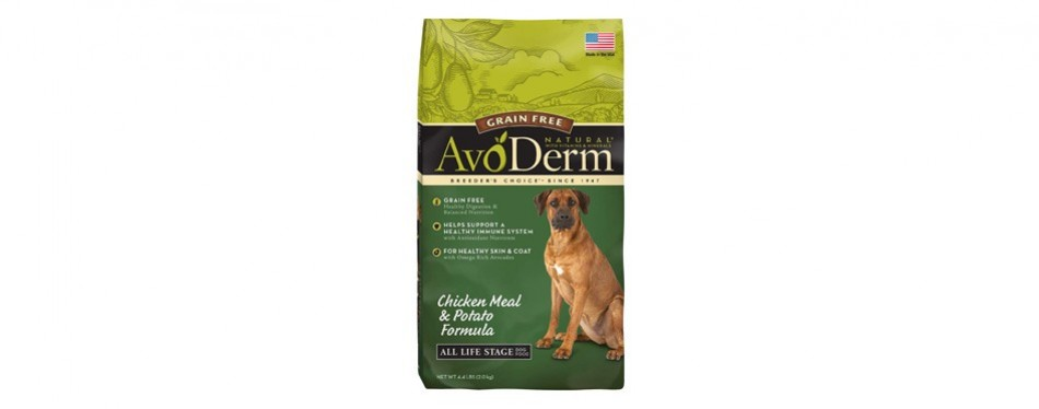 avoderm natural adult dry dog food