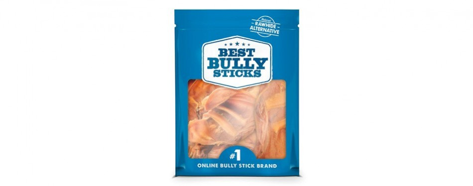 best bully sticks whole pig ears