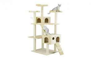 best choice cat tower