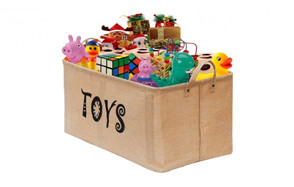 best choice dog toy box