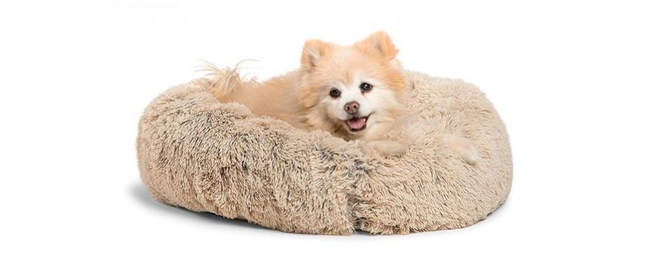 best friends by sheri luxury dog bed