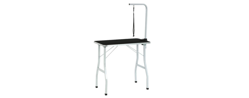 best pet dog grooming table