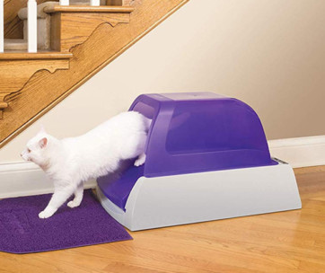 best self-cleaning litter boxes