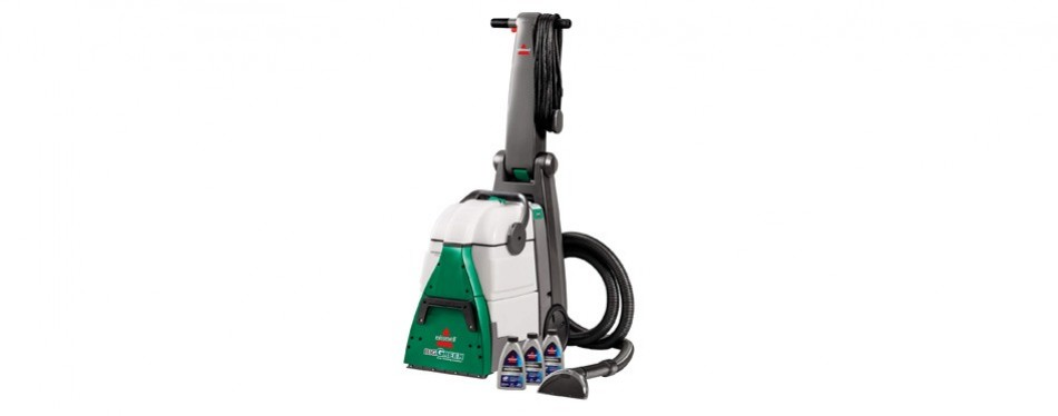 bissell big green professional carpet cleaner for pets