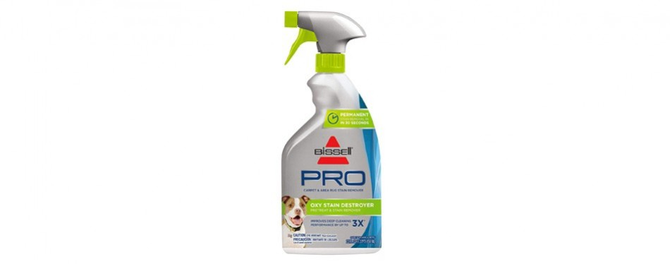bissell destroyer pet plus pet stain remover