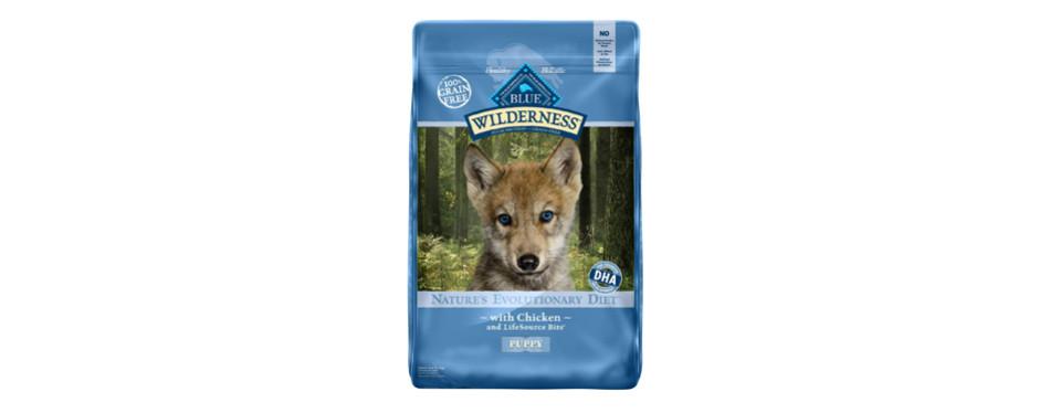 blue buffalo dog food for pitbulls