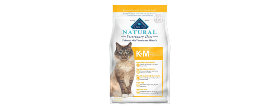 blue buffalo kidney disease food for cats