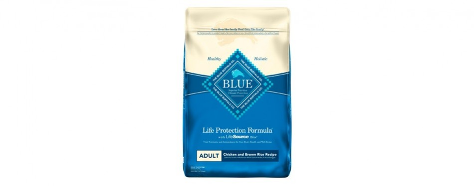 blue buffalo life protection formula natural dog food