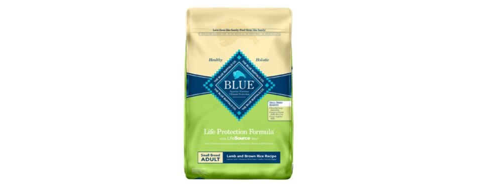 blue buffalo life protection formula small breed dog food