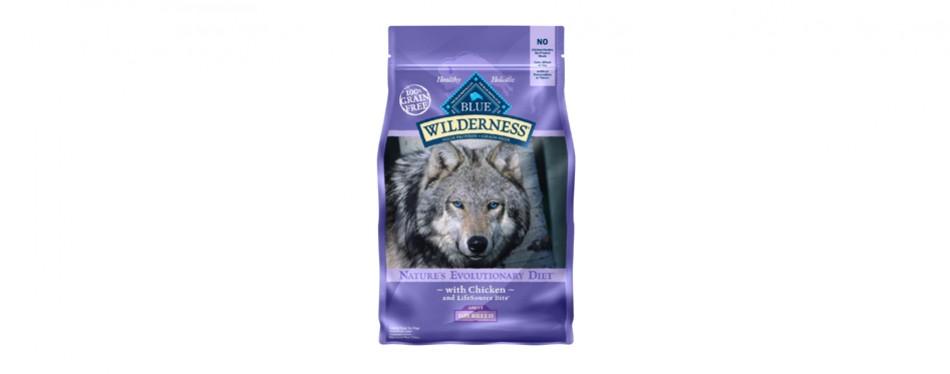 blue wilderness dry dog food