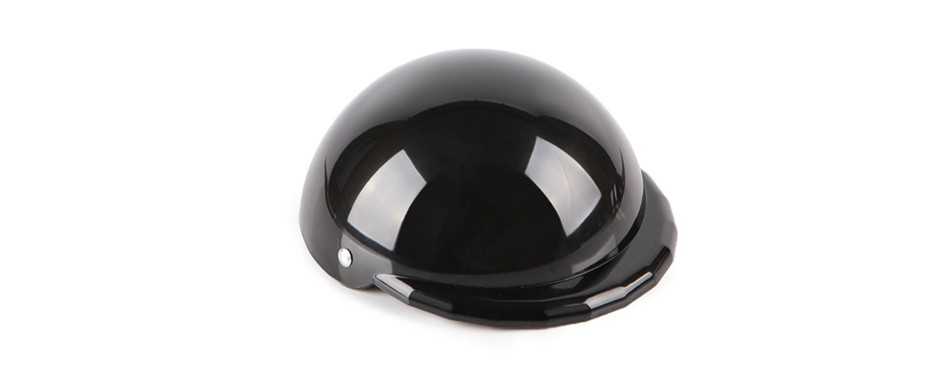 braceus cool dog motorcycle helmet