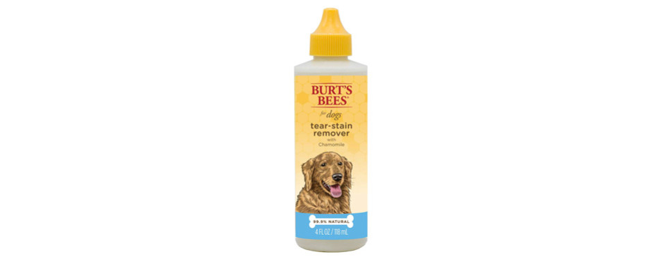 burt's bees for dogs treatments tear stain remover