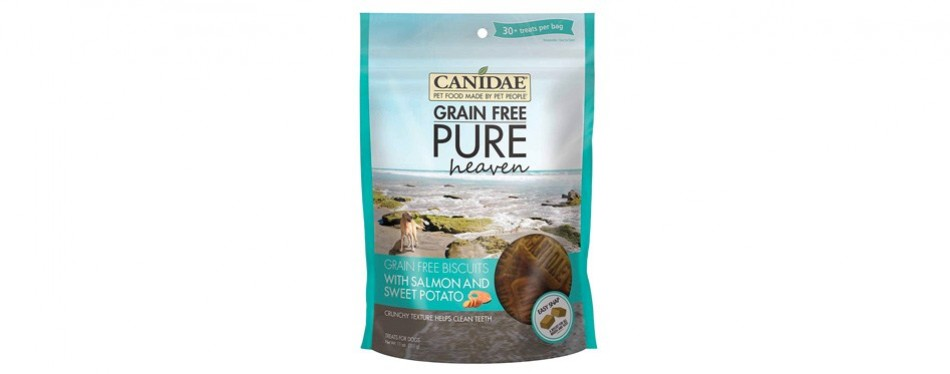 canidae grain free pure heaven biscuits