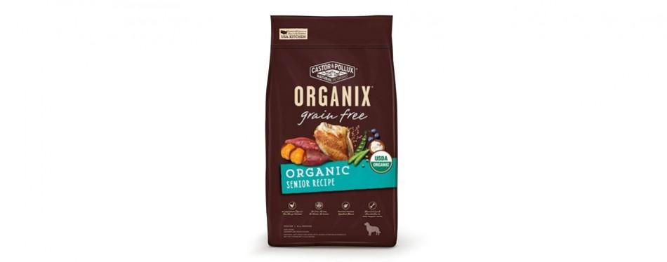 castor & pollux organix dry dog food