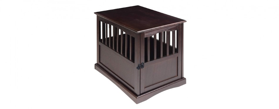 casual home dog crate