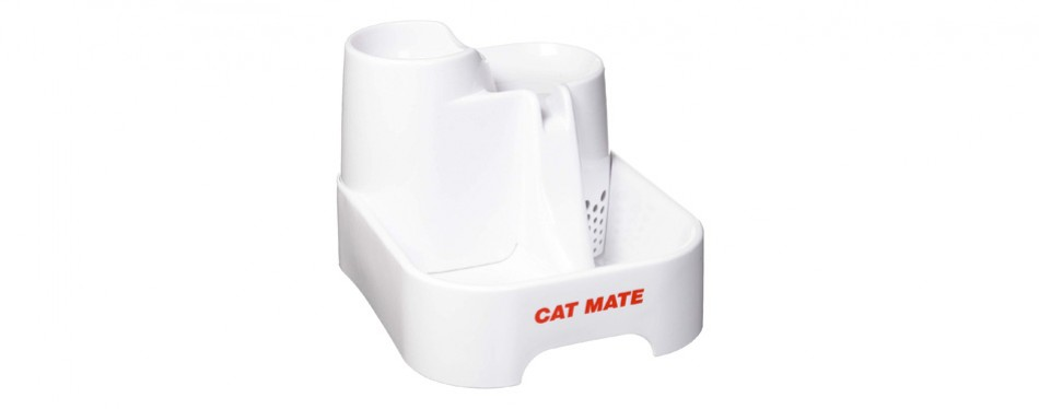 cat mate pet cat water fountain