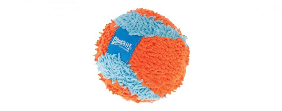 chuckit dog ball toy