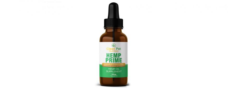 clean pet nutrition hemp cbd oil for dogs