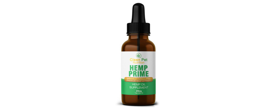 clean pet nutrition hemp cbd oil for dogs