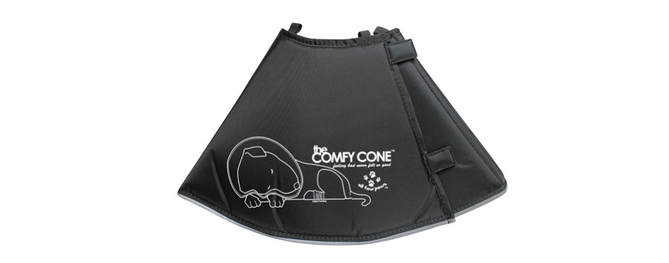 comfy cone the original soft recovery collar