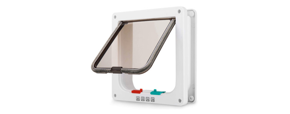 depets medium cat flap door
