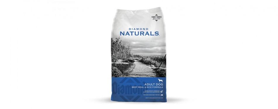 diamond naturals dog food