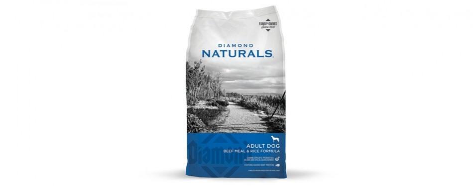 diamond naturals dry dog food