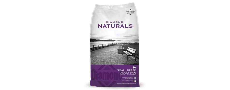 diamond naturals real meat dry dog food